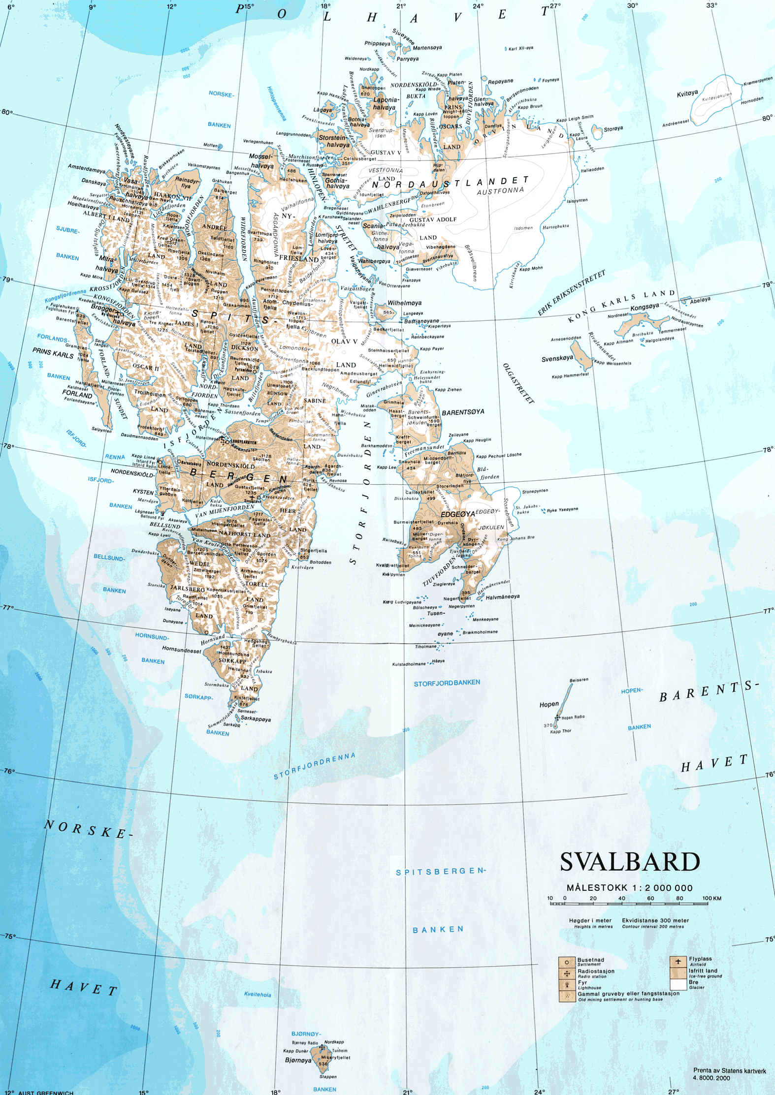 Svalbard Republic Home Page